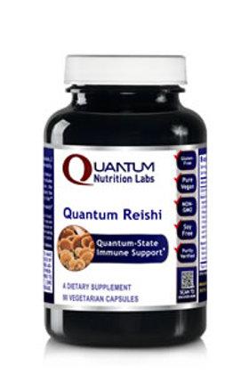 Reishi, Quantum Nutrition Labs (90Vcaps)