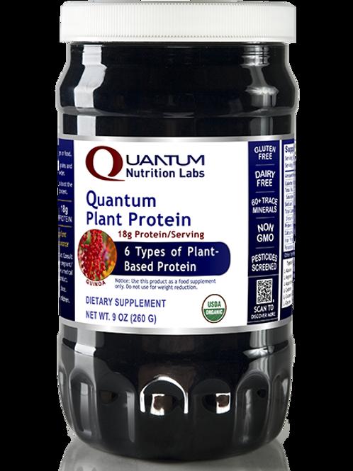 Plant Protein, Quantum Nutrition Labs (9oz)