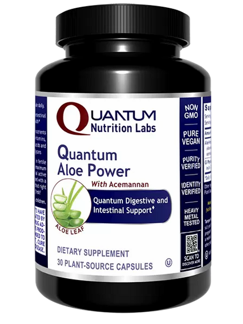 DAILY SPECIAL!!! Aloe Power, Quantum Nutrition Labs