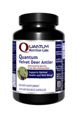 Velvet Deer Antler, Quantum Nutrition Labs (30Vcaps)