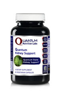 DAILY SPECIAL!!! Kidney Support, Quantum Nutrition Labs (60Vcaps)
