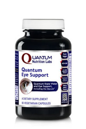 Eye Support, Quantum Nutrition Labs (60Vcaps)