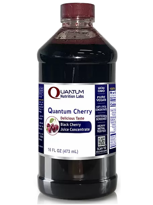 Cherry Elixir (16oz), Quantum Nutrition Labs