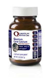 Coral Calcium (2oz POWDER), Quantum Nutrition Labs