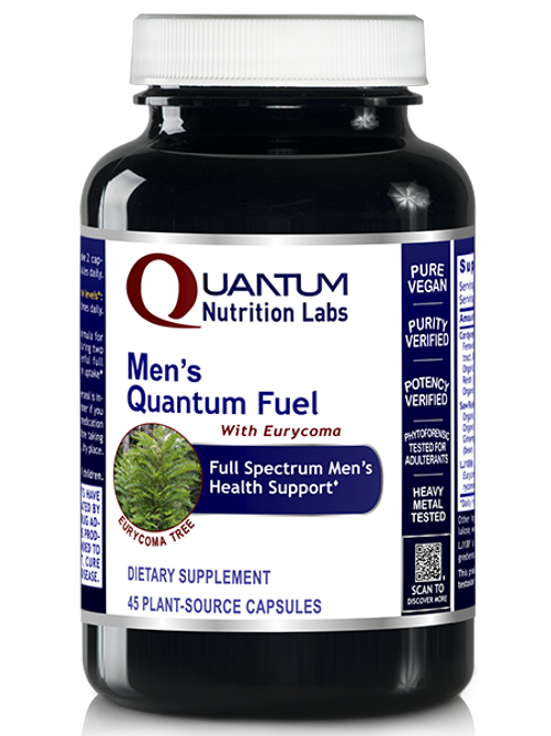 Men's Fuel (formerly Testosterone 45Vcaps)