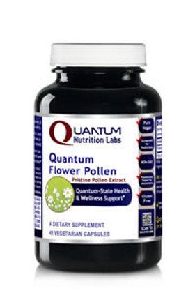 Flower Pollen, Quantum Nutrition Labs (45Vcaps)