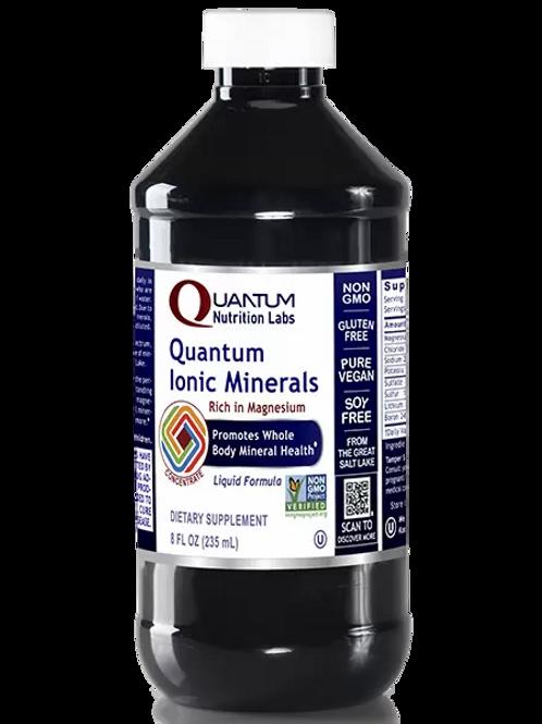 Ionic Minerals, Quantum Nutrition Labs (8oz)