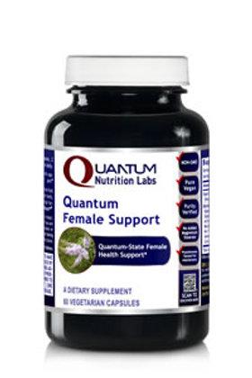 Female Support, Quantum Nutrition Labs (60Vcaps)