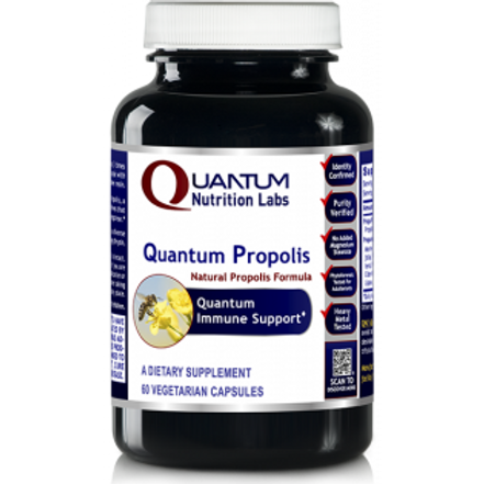 Propolis, Quantum Nutrition Labs 60Vcaps