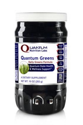 Greens Powder, Quantum Nutrition Labs (10oz)