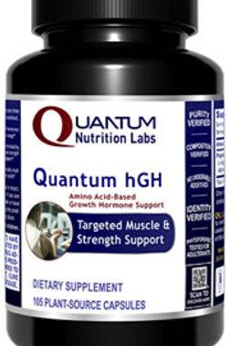 hGH, Quantum Nutrition Labs (120Vcaps)