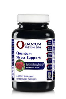 Stress Support, Quantum Nutrition Labs (90Vcaps)