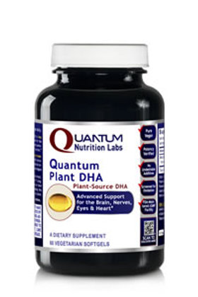 Plant DHA,Quantum Nutrition Labs (60Vcaps)