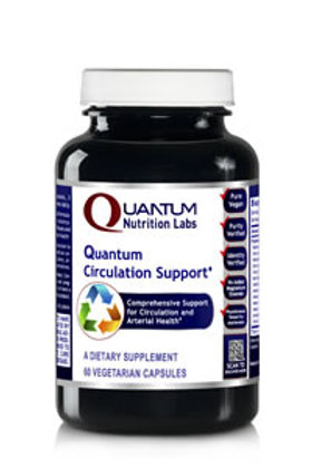 Circulation Support,Quantum Nutrition Labs (60Vcaps)