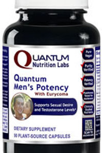 Men's Potency(with Eurycoma), Quantum Nutrition Labs