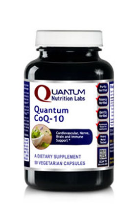 CoQ-10, Quantum Nutrition Labs (50Vcaps)