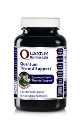Thyroid Support, Quantum Nutrition Labs (60Vcaps)