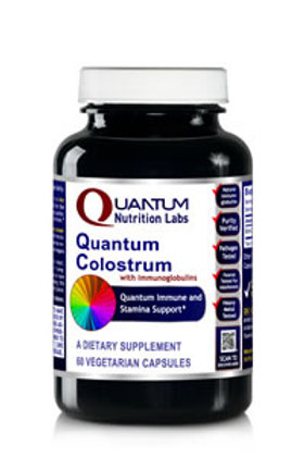 Colostrum, Quantum Nutrition Labs (60Vcaps)