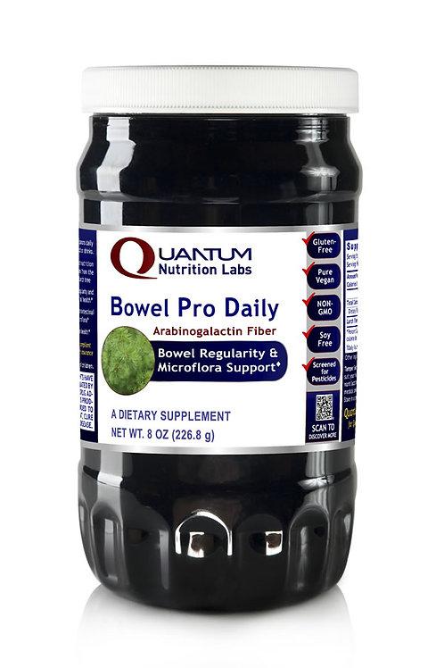 Bowel Pro Daily, Quantum Nutrition Labs (8oz powder)