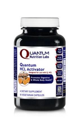 HCL Activator, Quantum Nutrition Labs (90Vcaps)