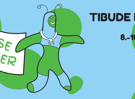 Tibude loendus Tallinnas!