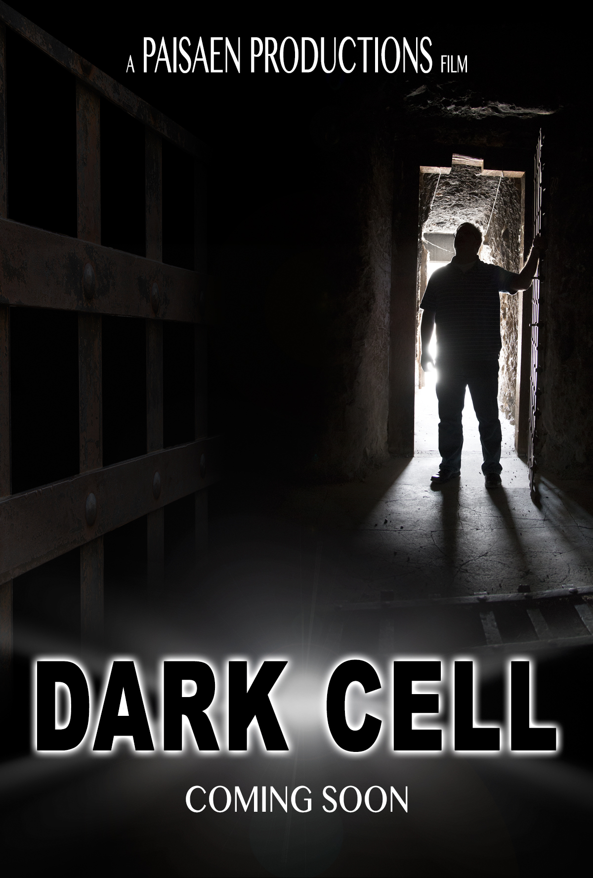 Movie poster for Dark Cell