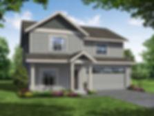 The Logan New Homes Salem
