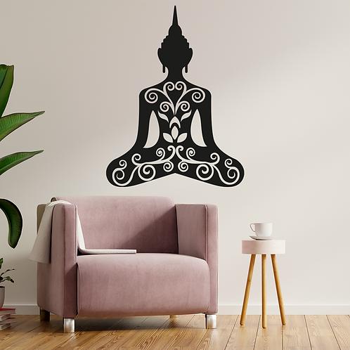 Buda Silueta