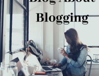 Why I Don't Blog About Blogging