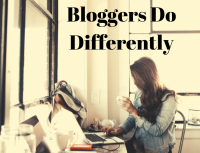 11 Things Successful Bloggers do differently