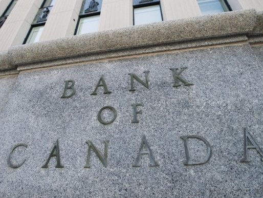 Bank of Canada will hold current level of policy rate