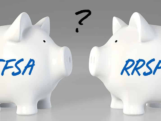 Is TFSA Or RRSP Better To Save Up For A Down Payment?