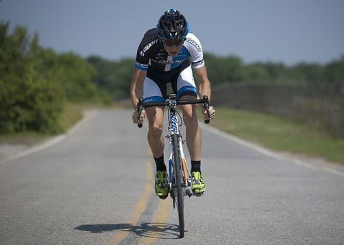 Ciclista de ruta