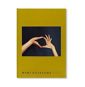 Mari Katayama「GIFT」book cover1.png