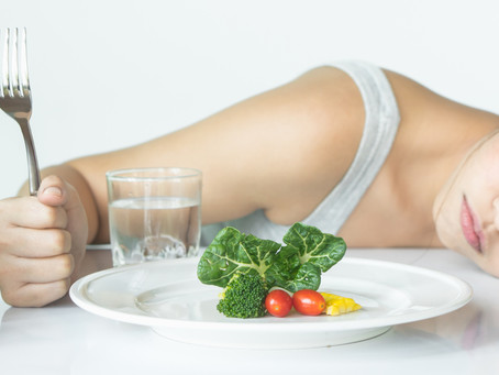 The Myths of  Diet Culture