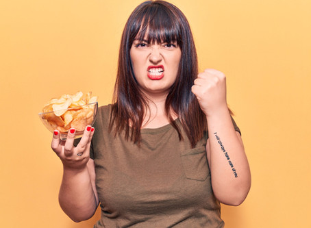 Can Anger And Stress Lead To Weight Gain?