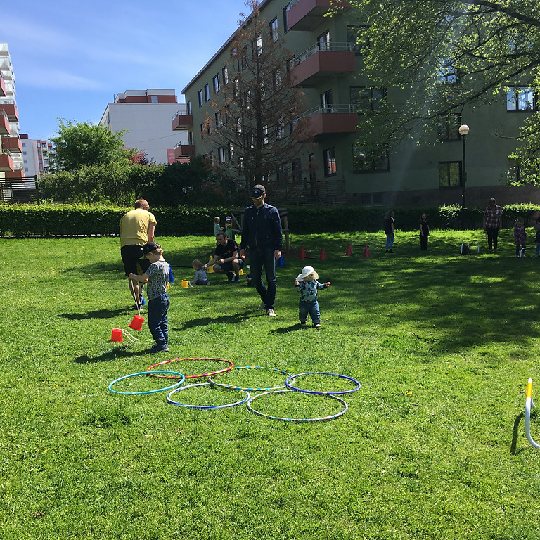 Pop up Zenitparken