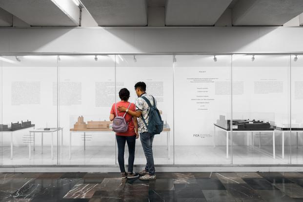 FICA / LIGA Espacio para Arquitectura