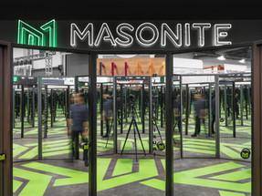 MASONITE STAND AT EXPO CIHAC 2018