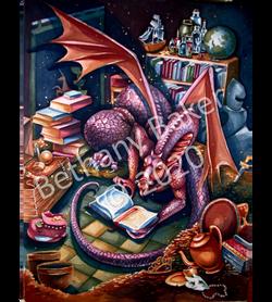dragon library wm