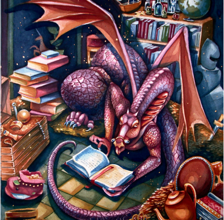 Dragons Library.png