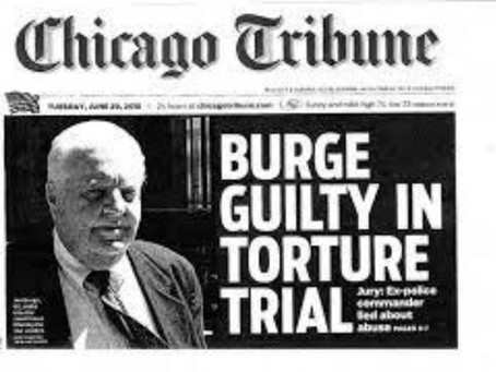 Justice for James Gibson ,wrongfully incarnated and tortured by Cpd Det. Jon Burge