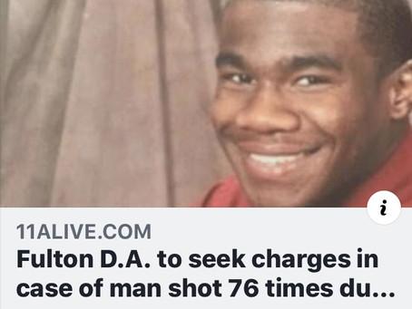 Justice For Jamarion Shot 76x,s by evilcobal of Killer Cops