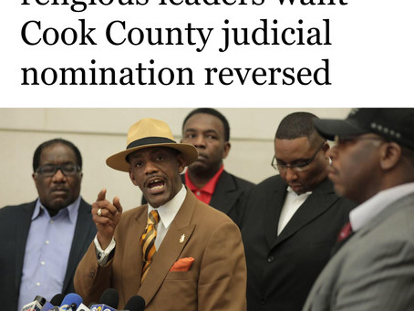 Black Faces in Black Judicial Robes Matter ! Judges play a role in fueling the prison industrial com
