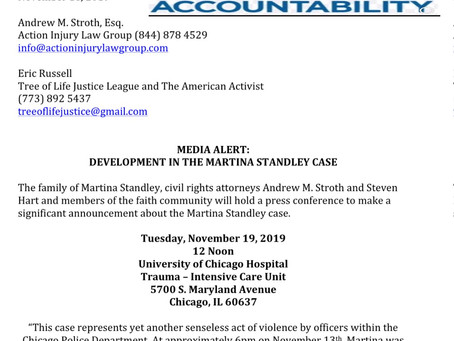 Justice for Martina Standley !