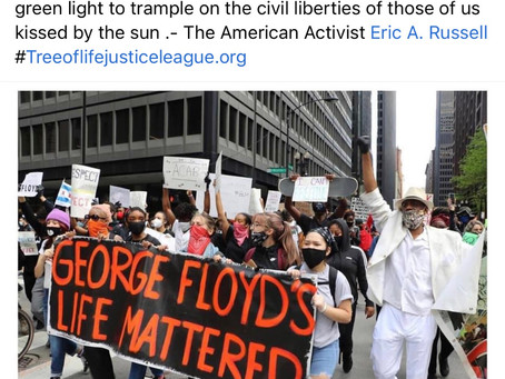 Justice for George Floyd as trial begins