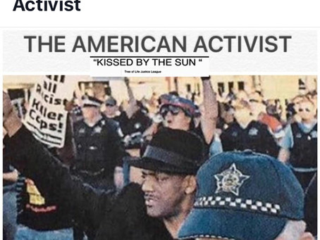 New Book coming soon 'The American Activist ' by Eric Russell