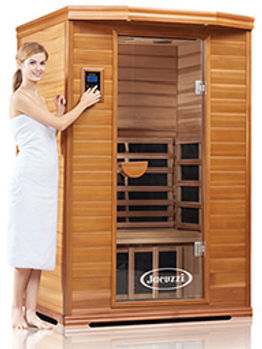 Full Spectrum Infrared Sauna with Medical Grade Chromotherapy Round Rock TX Pain Relief