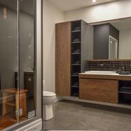 Salle de bain de Monsieur