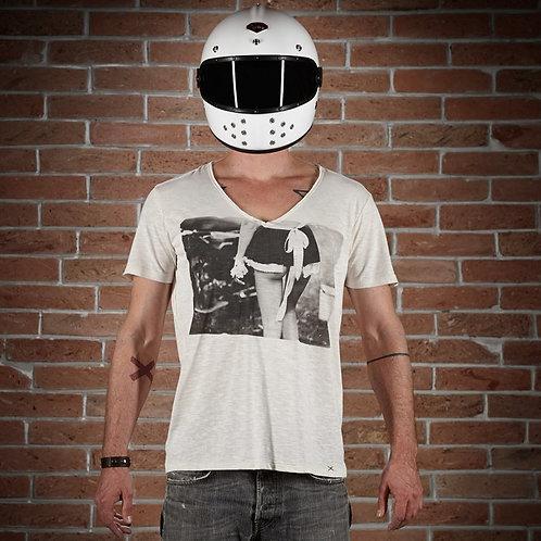 T-Shirt V-Neck Jasmin